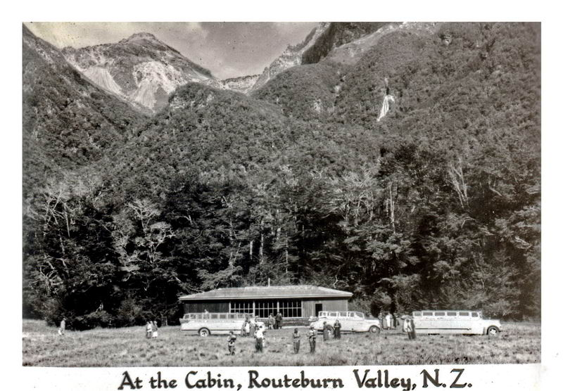 Routeburn Valley Cabin, Bryant