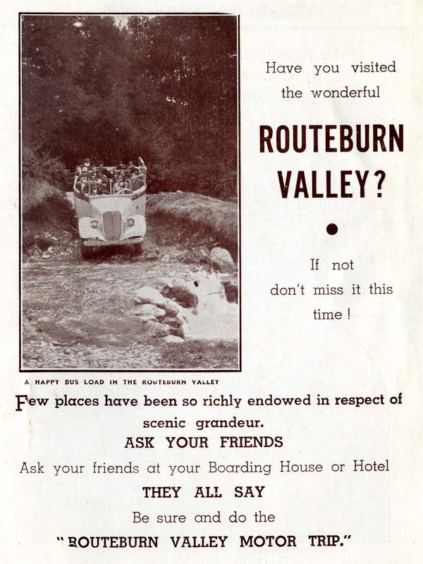 Bryant, Routeburn Advertising