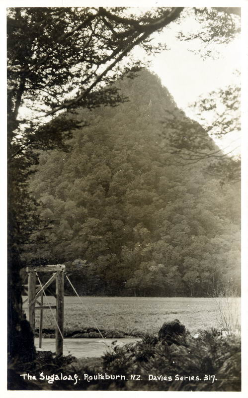 The Sugarloaf, Routeburn