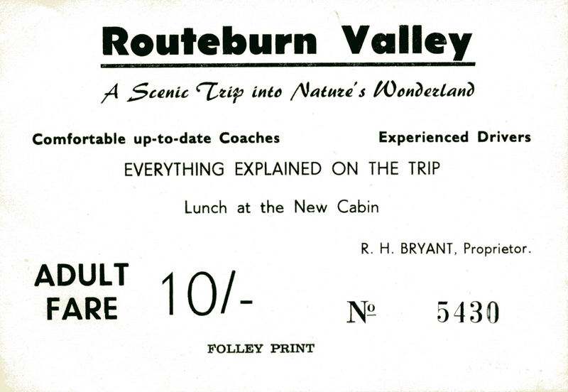 Routeburn Advertising, Bryant