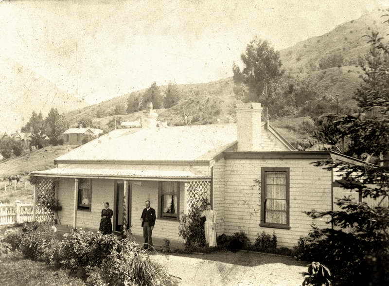 Glenorchy Homestead