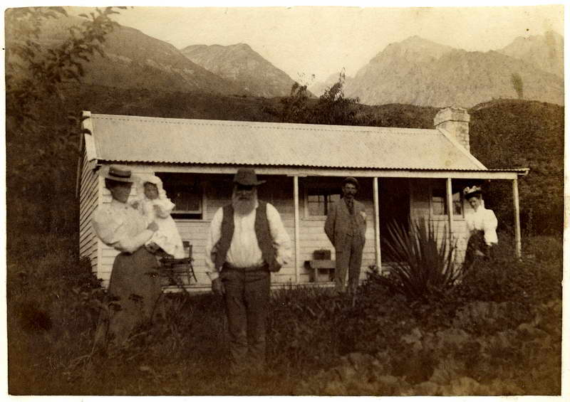 Glenorchy Homestead, Birley & Davidson Families