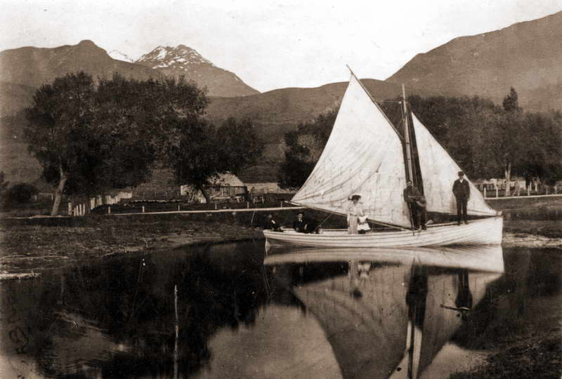 Birley's Mirror Pool & Hotel Boat
