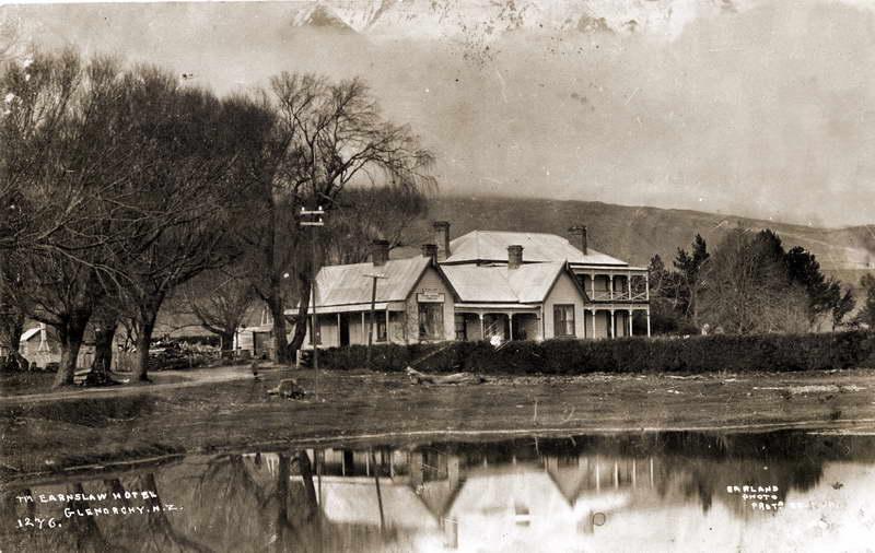 Mt. Earnslaw Hotel