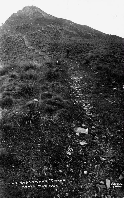 Ben Lomond Track