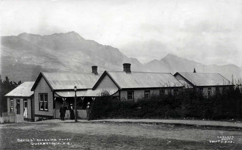 Davies' Boarding House
