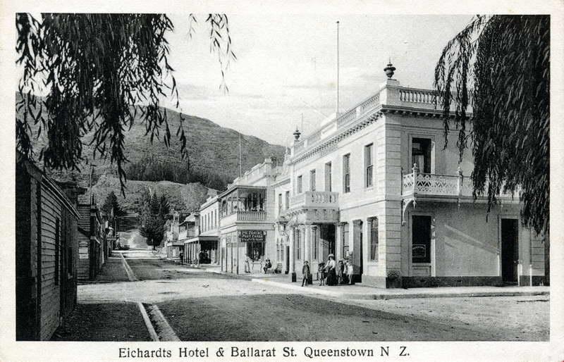 Eichardt's Hotel & Ballarat Street