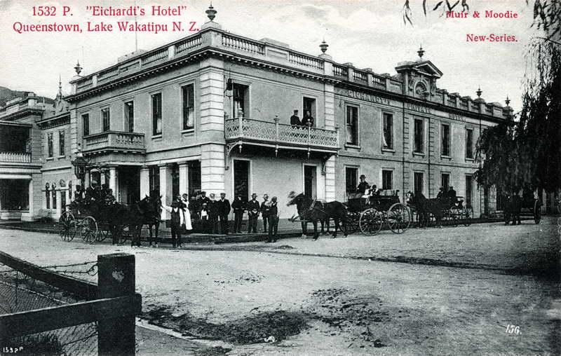 Eichardt's Hotel