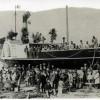 Mountaineer launching, 11/02/1879