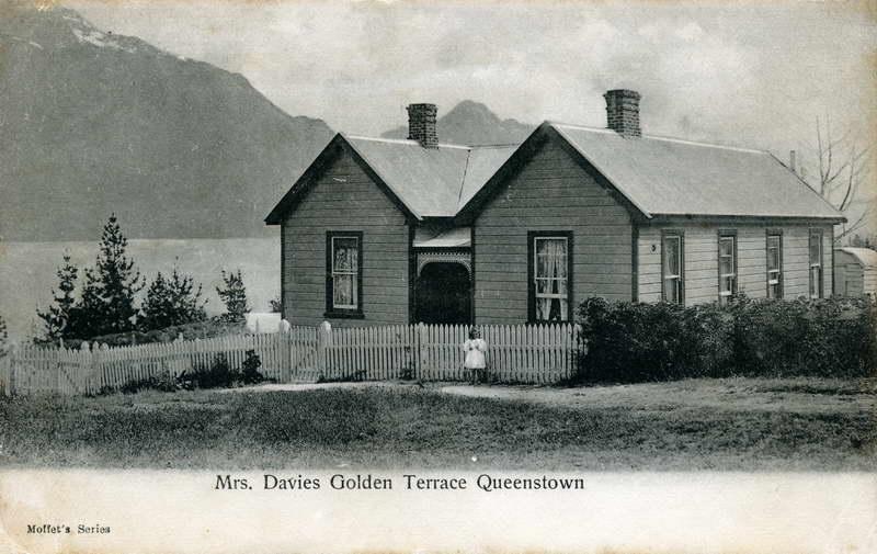 Mrs Davies Golden Terrace