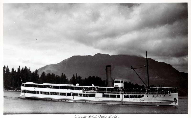 S.S Earnslaw, Queenstown