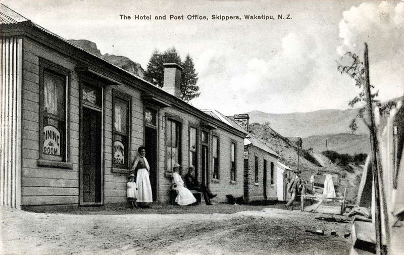 The Hotel & Post Office
