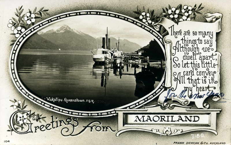 Greetings From Maoriland