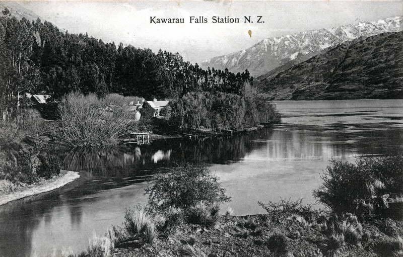 Kawarau Falls Station