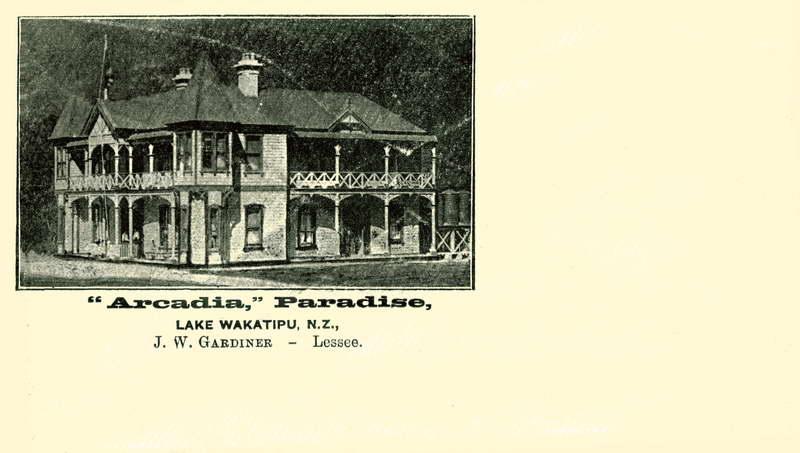 Arcadia - J.W Gardiner