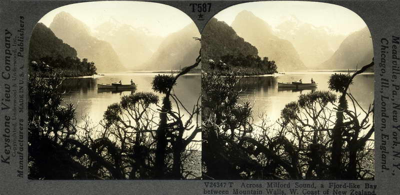 Milford Sound, Keystone View