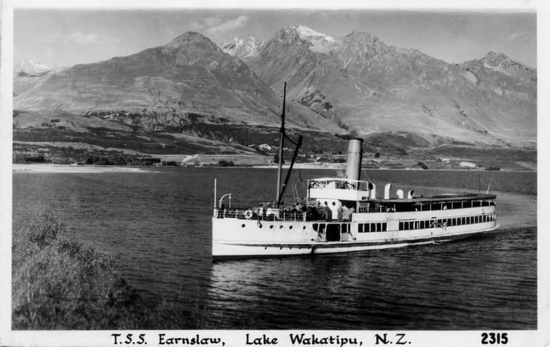 T.S.S Earnslaw
