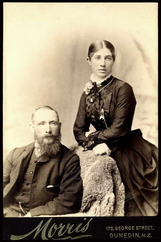 Henry Hartley Birley & Constance Dent Birley