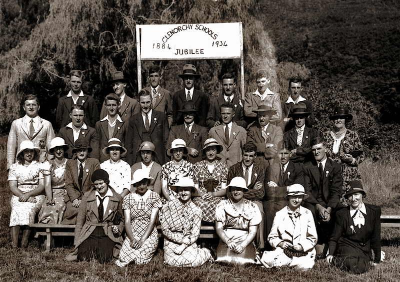 1934 Glenorchy School Jubilee