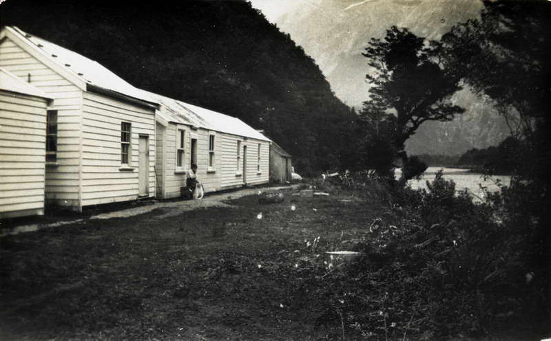 Sandfly Huts - Milford Sound