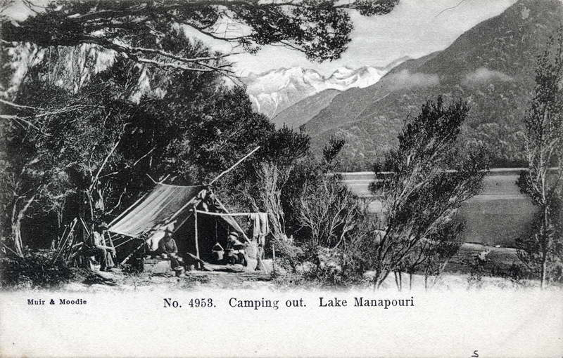 Lake Manapouri Camp