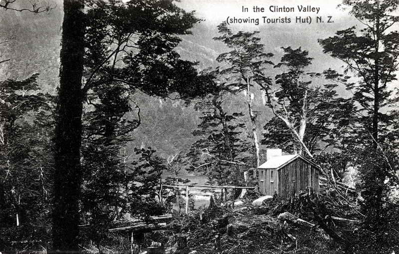 Clinton Valley Tourist Hut