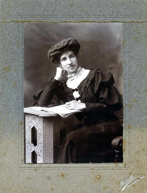 Constance Dent Davidson (nee Birley)