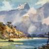 Terror Peak, Milford Sound - A.H Fullwood