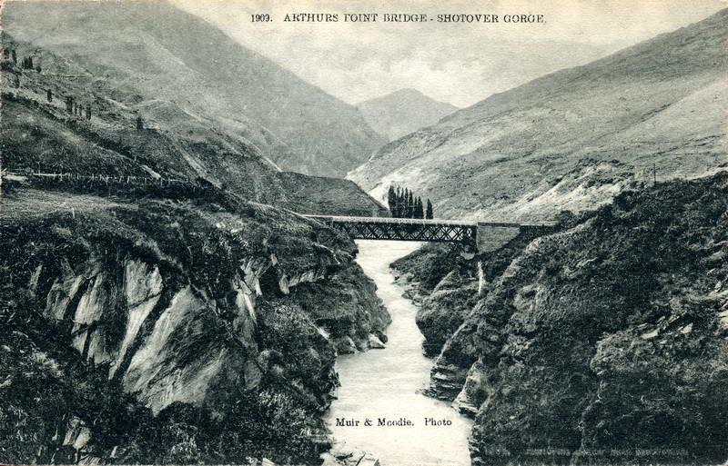Arthur's Point Bridge