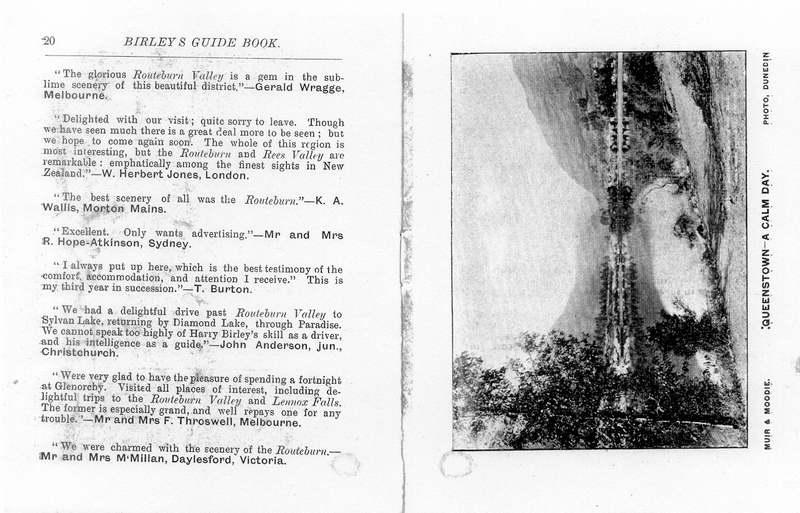 Birley's Guide Book - P20