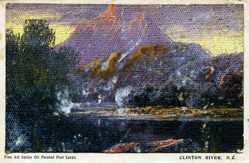 Clinton River, Art Card