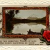 Diamond Lake, Xmas Greeting Card