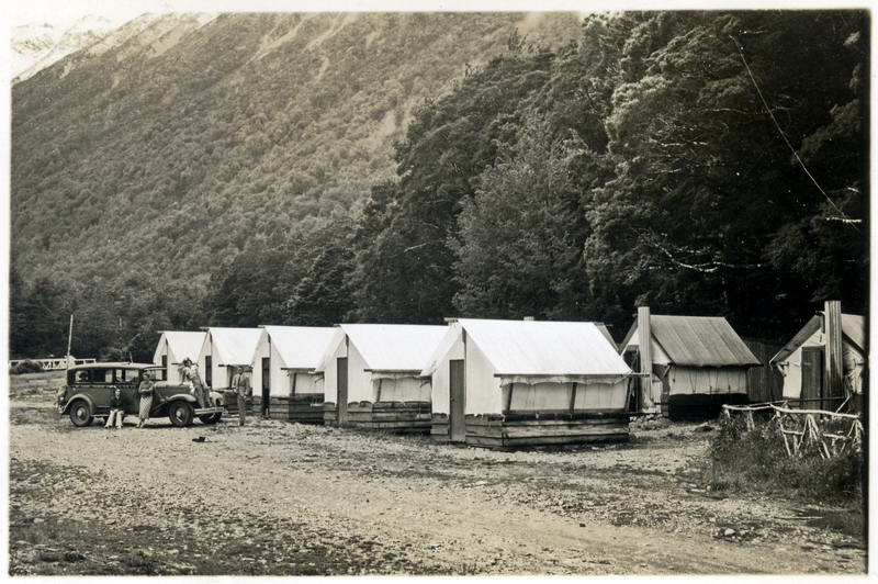 Eglington Valley Camp
