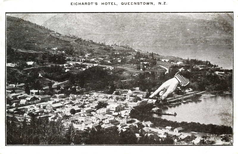 Eichardts Hotel, Advertising