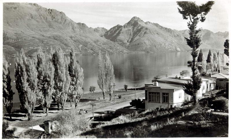Frankton, Lake Wakatipu