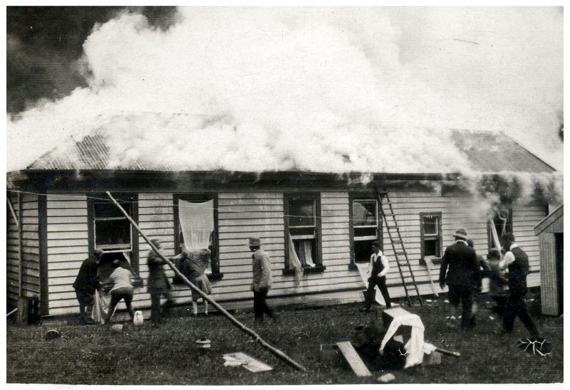 Glade House Fire 2
