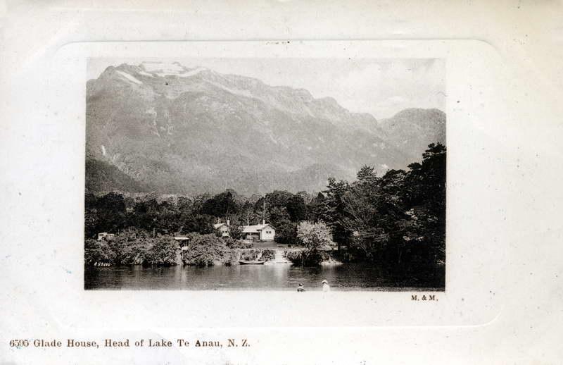 Glade House, Lake Te Anau