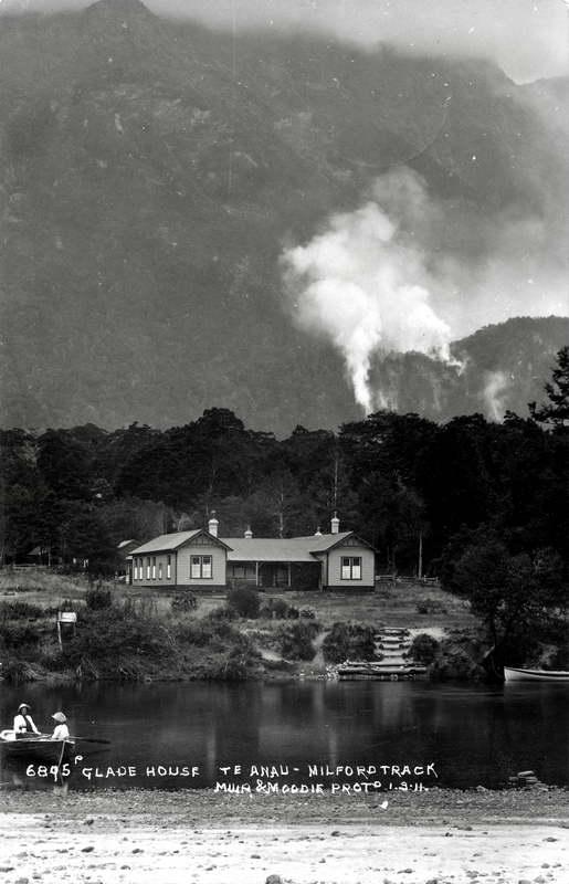 Glade House, Te Anau - Milford Track