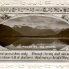 Glenorchy, Xmas Greeting Card