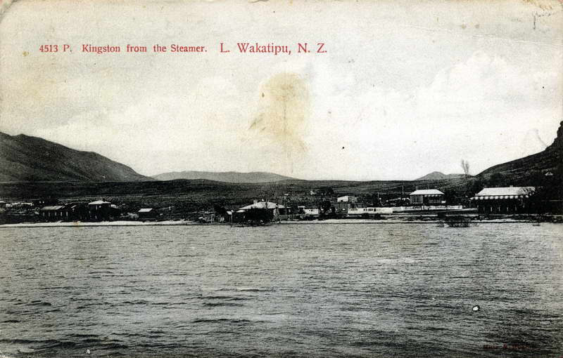 Kingston from the Steamer