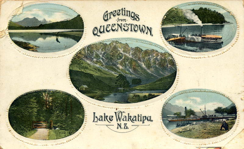 Lake Wakatipu, Multi View