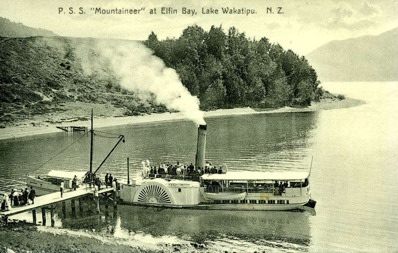 Mountaineer, Elfin Bay