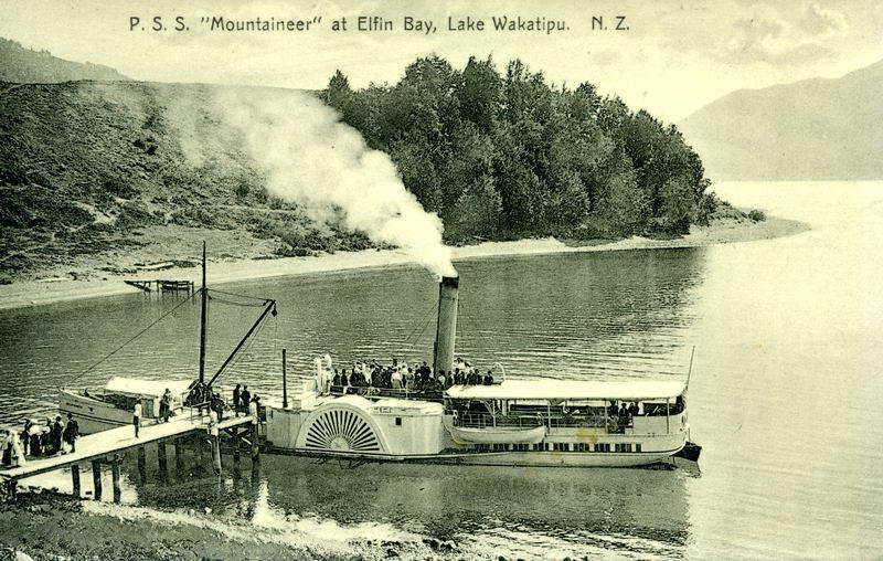 Mountaineer, Elfin Bay