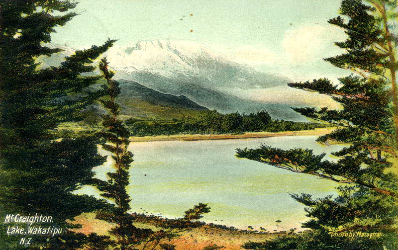 Mt. Creighton