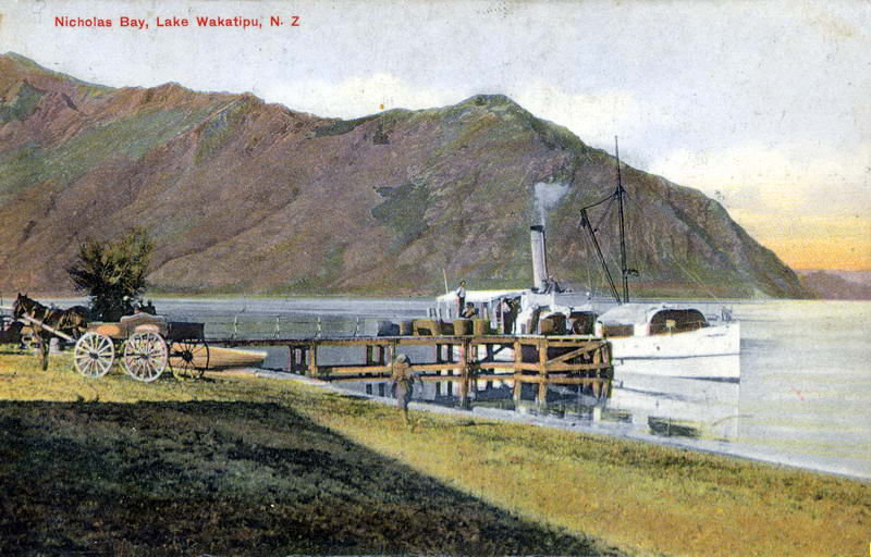 Nicholas Bay