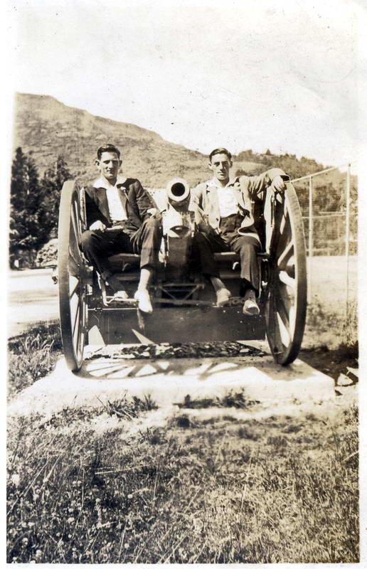 Queenstown, 1921
