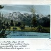 Queenstown Park, Xmas Greeting card