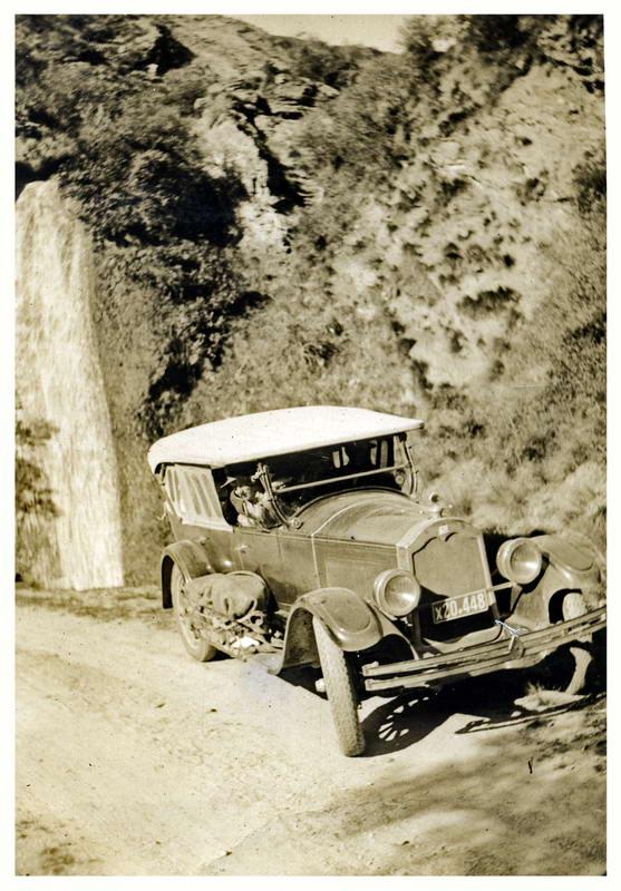 Skippers Road, 1935