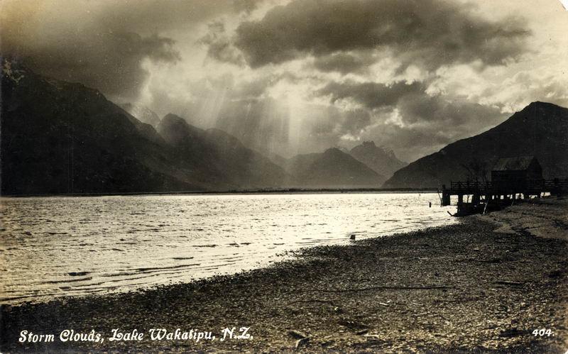 Storm Clouds, Wakatipu