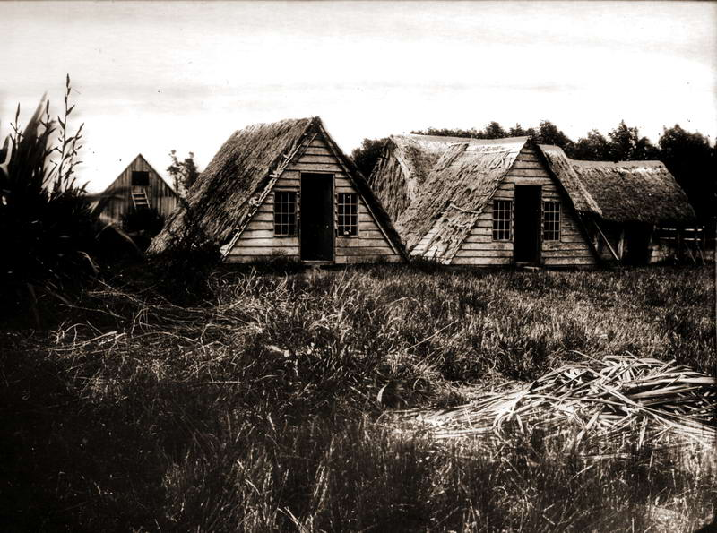 Unknown Huts